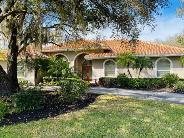 7724 Alister Mackenzie Drive, Sarasota, FL 34240 (MLS #A4456565) :: Team Bohannon Keller Williams, Tampa Properties