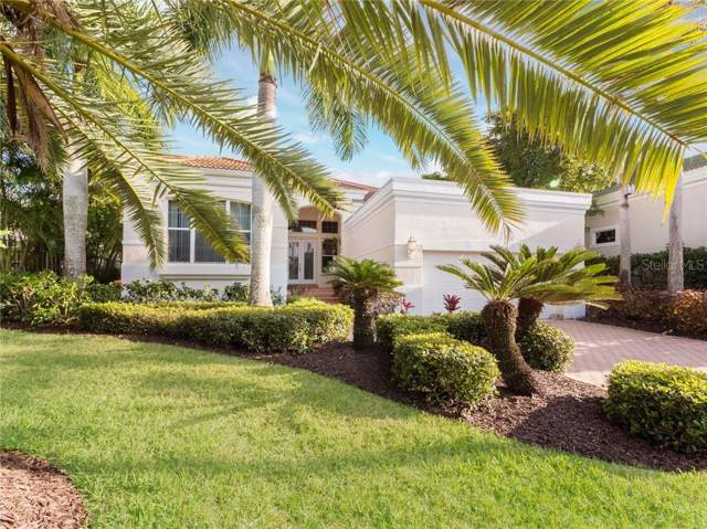 3607 Fair Oaks Place, Longboat Key, FL 34228 (MLS #A4456606) :: Armel Real Estate