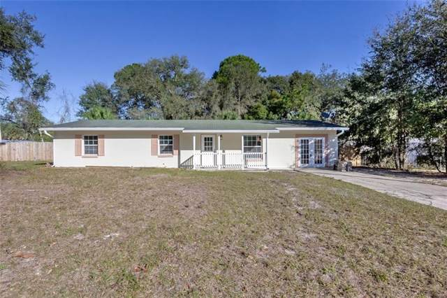 634 Sidney Drive, Lake Helen, FL 32744 (MLS #A4456626) :: Team Bohannon Keller Williams, Tampa Properties