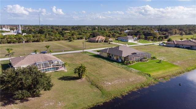 910 Boundary Boulevard, Rotonda West, FL 33947 (MLS #A4456663) :: Armel Real Estate