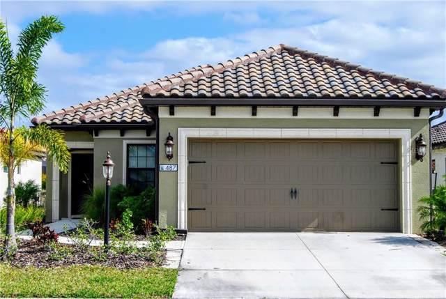 487 Casalino Drive, Nokomis, FL 34275 (MLS #A4456676) :: Florida Real Estate Sellers at Keller Williams Realty