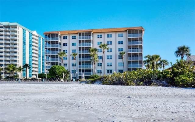 800 Benjamin Franklin Drive #503, Sarasota, FL 34236 (MLS #A4456698) :: The Comerford Group