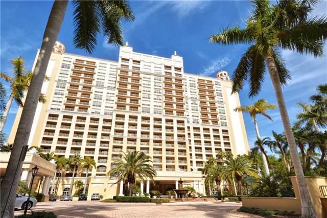 1111 Ritz Carlton Drive #1004, Sarasota, FL 34236 (MLS #A4456725) :: The Comerford Group
