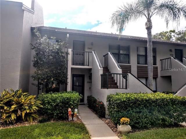 2865 Taywood Meadows #44, Sarasota, FL 34235 (MLS #A4456729) :: Cartwright Realty