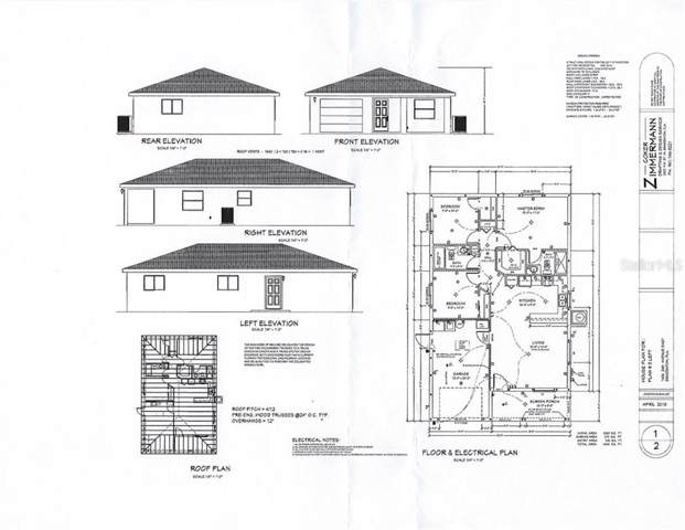 Address Not Published, Palmetto, FL 34221 (MLS #A4456822) :: Team Bohannon Keller Williams, Tampa Properties