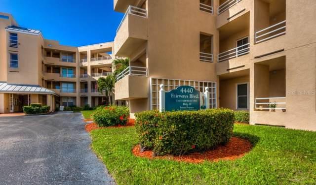 4440 Fairways Boulevard #206, Bradenton, FL 34209 (MLS #A4456845) :: The Comerford Group