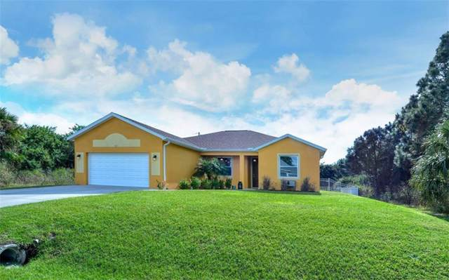 8637 Leopold Avenue, North Port, FL 34287 (MLS #A4456884) :: GO Realty