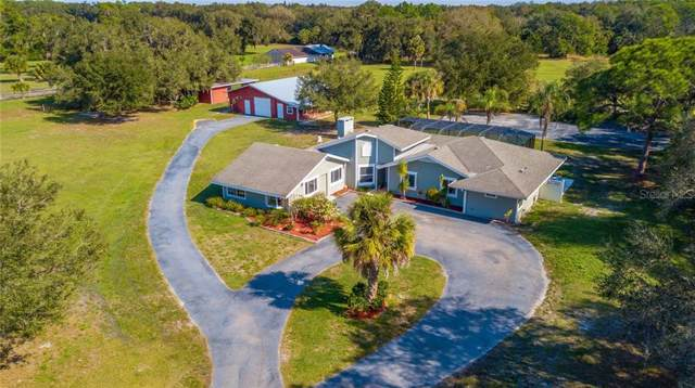1130 Fox Creek Drive, Sarasota, FL 34240 (MLS #A4456943) :: RE/MAX Realtec Group