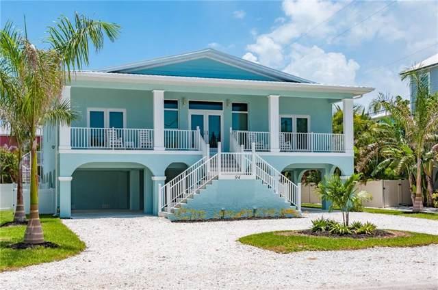 94 N Shore Drive, Anna Maria, FL 34216 (MLS #A4456968) :: Team Buky