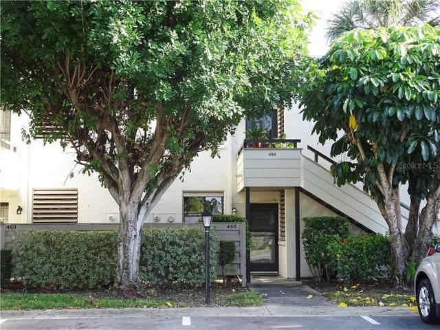 454 Palm Tree Drive 454U, Bradenton, FL 34210 (MLS #A4456994) :: Team Pepka