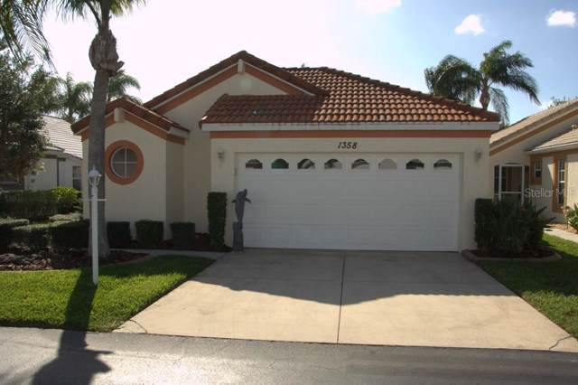 1358 Capri Isles Boulevard #56, Venice, FL 34292 (MLS #A4457008) :: Florida Real Estate Sellers at Keller Williams Realty