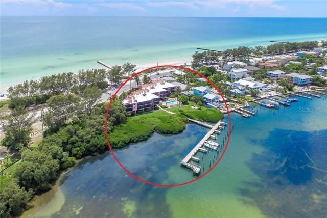1407 Gulf Drive S #103, Bradenton Beach, FL 34217 (MLS #A4457027) :: Burwell Real Estate