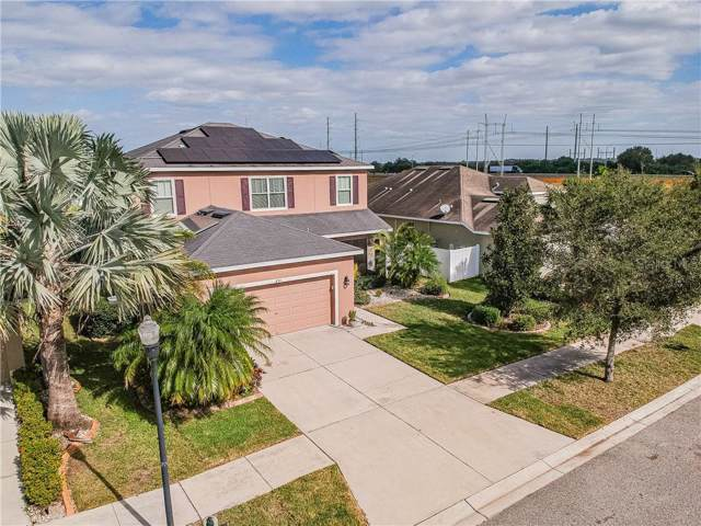 634 Tanana Fall Drive, Ruskin, FL 33570 (MLS #A4457032) :: Charles Rutenberg Realty