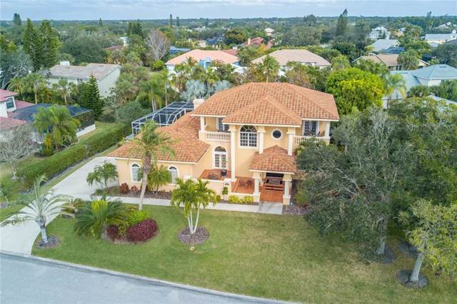 452 S Creek Drive, Osprey, FL 34229 (MLS #A4457042) :: Prestige Home Realty