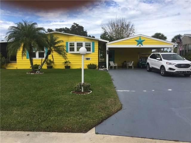 159 Osprey Circle, Ellenton, FL 34222 (MLS #A4457065) :: Icon Premium Realty