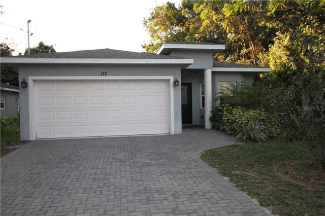 112 Tucker Avenue, Sarasota, FL 34232 (MLS #A4457100) :: Cartwright Realty