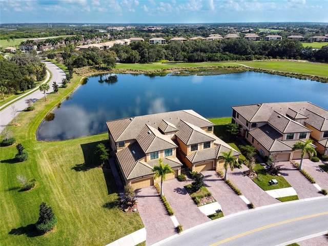 6911 Grand Estuary Trail #101, Bradenton, FL 34212 (MLS #A4457140) :: Team Bohannon Keller Williams, Tampa Properties