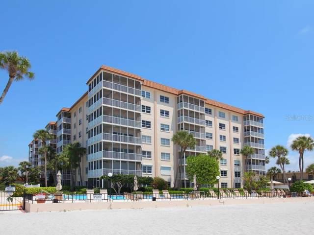 800 Benjamin Franklin Drive #702, Sarasota, FL 34236 (MLS #A4457196) :: The Heidi Schrock Team