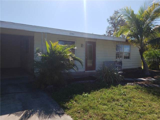 2162 Lakeshore Circle, Port Charlotte, FL 33952 (MLS #A4457202) :: The Heidi Schrock Team