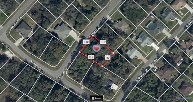 Webster Street, North Port, FL 34288 (MLS #A4457206) :: Lockhart & Walseth Team, Realtors