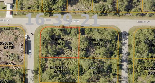 Address Not Published, North Port, FL 34291 (MLS #A4457209) :: GO Realty