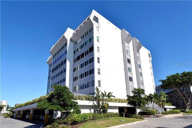 1055 W Peppertree Drive 605AA, Sarasota, FL 34242 (MLS #A4457324) :: Icon Premium Realty