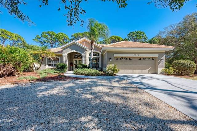 1140 Larchmont Drive, Englewood, FL 34223 (MLS #A4457348) :: 54 Realty