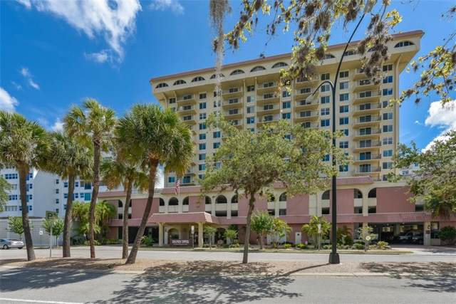 101 S Gulfstream Avenue 12C, Sarasota, FL 34236 (MLS #A4457397) :: McConnell and Associates