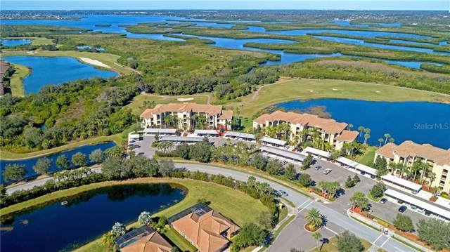 7607 Grand Estuary Trail #107, Bradenton, FL 34212 (MLS #A4457463) :: Kendrick Realty Inc