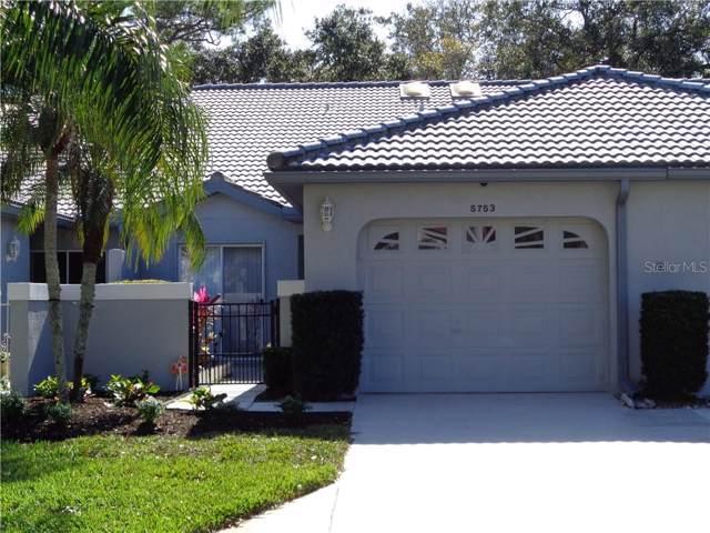 5753 Casa Del Sol Boulevard #3219, Sarasota, FL 34233 (MLS #A4457477) :: Griffin Group
