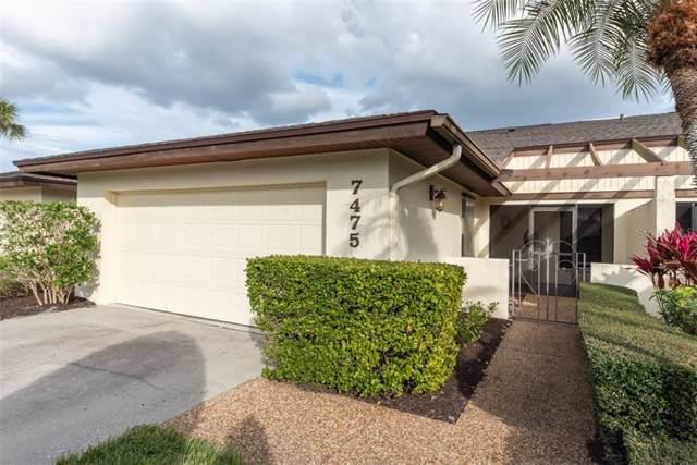 7475 Carnoustie Drive 5C, Sarasota, FL 34238 (MLS #A4457505) :: Griffin Group