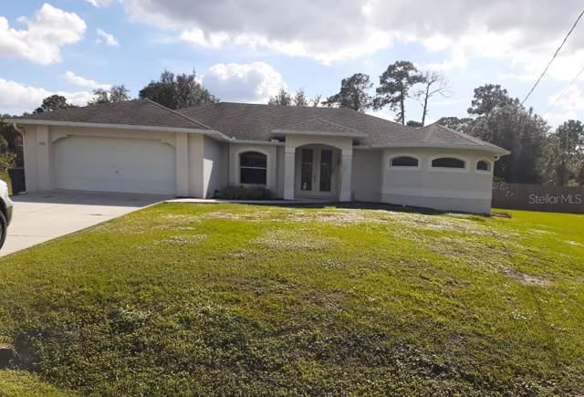 1381 Robwood Terrace, North Port, FL 34288 (MLS #A4457607) :: Team Bohannon Keller Williams, Tampa Properties