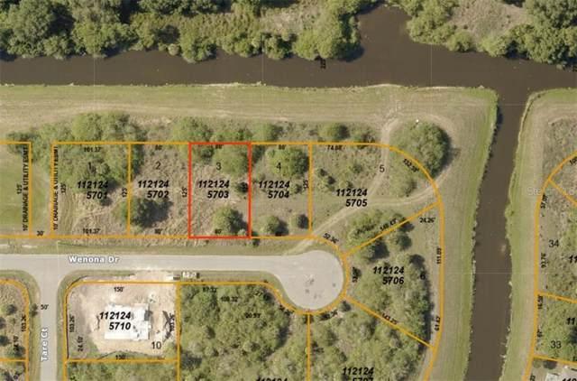 Wenona Drive, North Port, FL 34288 (MLS #A4457673) :: Team Borham at Keller Williams Realty