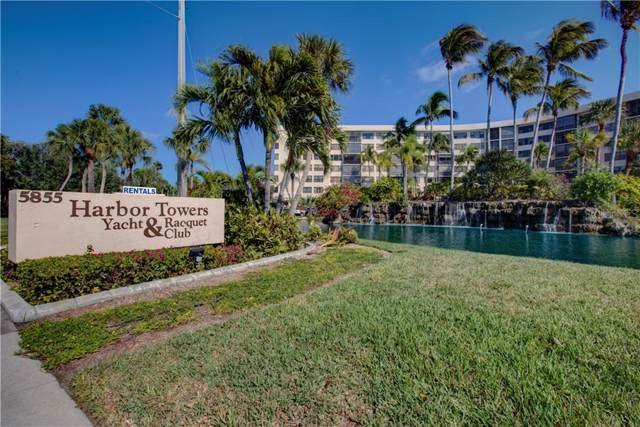 5855 Midnight Pass Road #333, Sarasota, FL 34242 (MLS #A4457710) :: Medway Realty