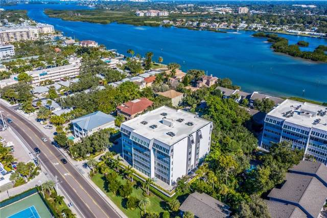 1200 E Peppertree Lane #105, Sarasota, FL 34242 (MLS #A4457731) :: Icon Premium Realty