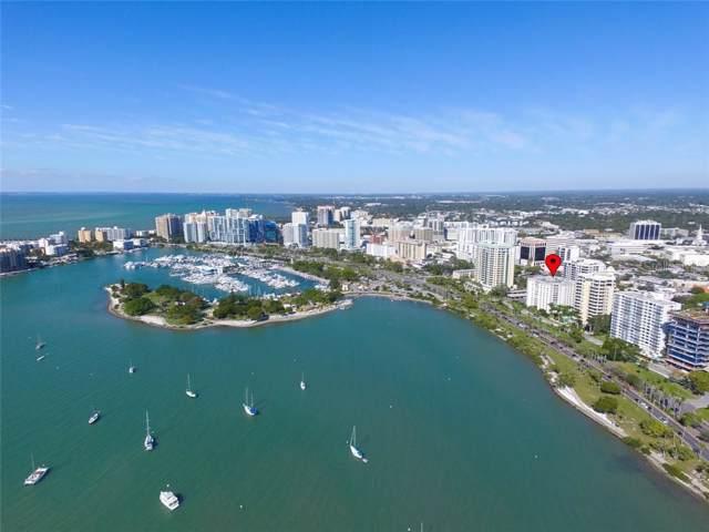 435 S Gulfstream Avenue #205, Sarasota, FL 34236 (MLS #A4457744) :: Keller Williams on the Water/Sarasota