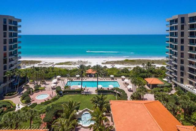 1241 Gulf Of Mexico Drive #308, Longboat Key, FL 34228 (MLS #A4457777) :: Carmena and Associates Realty Group
