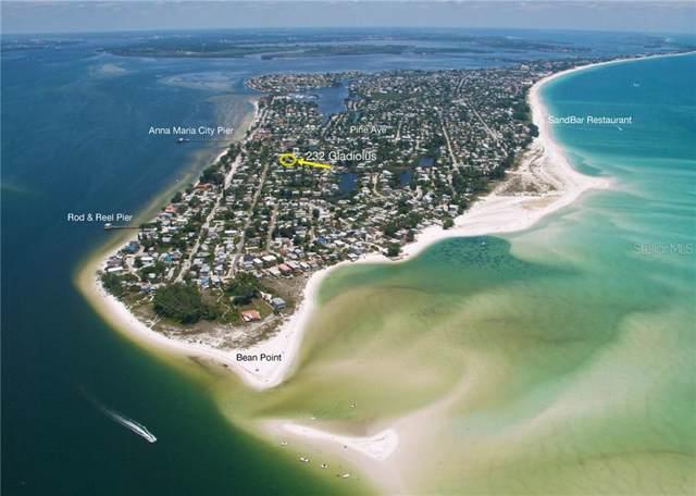 232 Gladiolus Street, Anna Maria, FL 34216 (MLS #A4457786) :: Burwell Real Estate