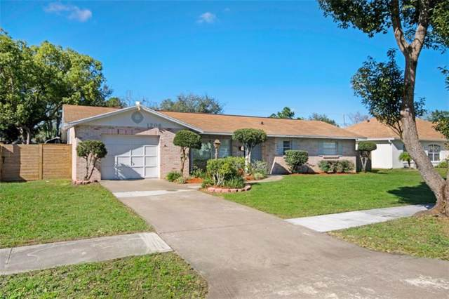 1706 Urbana Avenue, Deltona, FL 32725 (MLS #A4457789) :: Team Bohannon Keller Williams, Tampa Properties