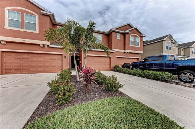 11563 84TH ST CIR E #105, Parrish, FL 34219 (MLS #A4457794) :: Godwin Realty Group