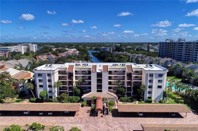 1100 Cove Ii Place #911, Sarasota, FL 34242 (MLS #A4457800) :: Kendrick Realty Inc