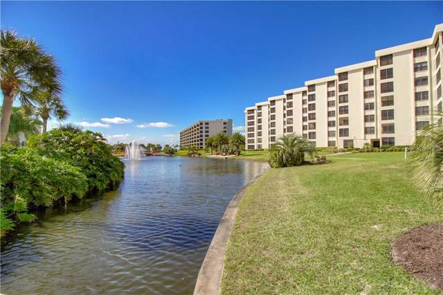 5780 Midnight Pass Road #405, Sarasota, FL 34242 (MLS #A4457837) :: Team Bohannon Keller Williams, Tampa Properties