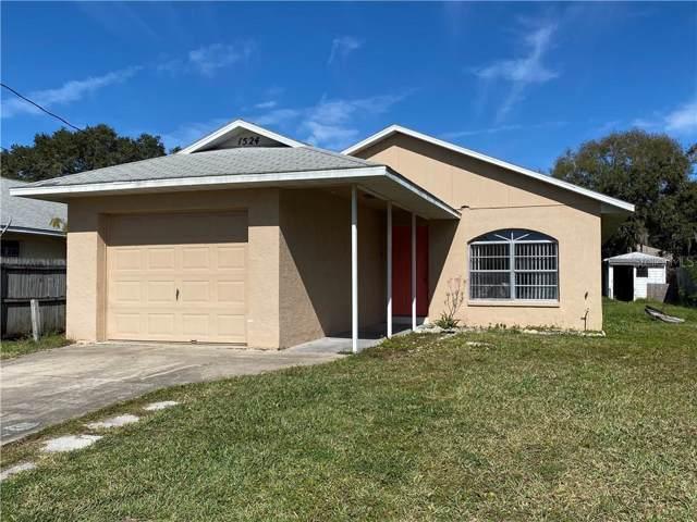 1524 13TH Street W, Palmetto, FL 34221 (MLS #A4457847) :: Carmena and Associates Realty Group