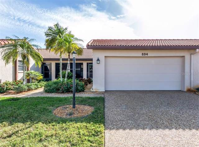 894 Country Club Circle #49, Venice, FL 34293 (MLS #A4457879) :: 54 Realty