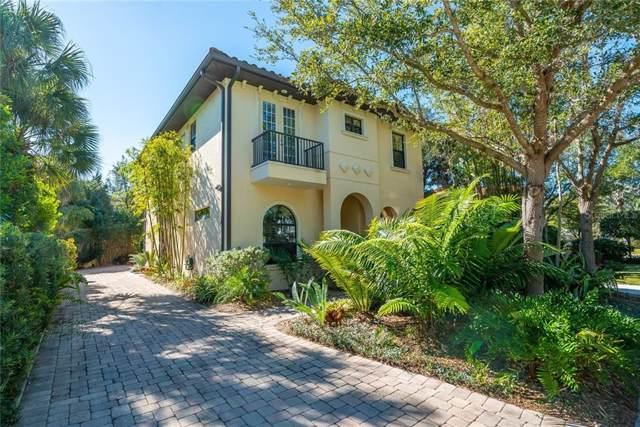 1730 Fortuna Street, Sarasota, FL 34239 (MLS #A4457898) :: Team Bohannon Keller Williams, Tampa Properties