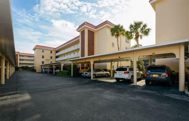 1350 N Portofino Drive 108TAR, Sarasota, FL 34242 (MLS #A4457931) :: Team Bohannon Keller Williams, Tampa Properties