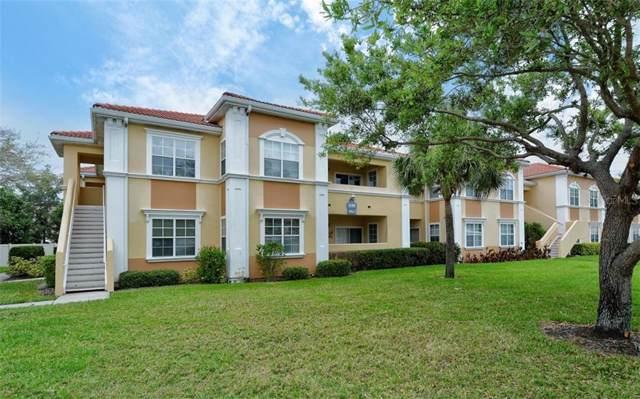 1185 Villagio Circle #201, Sarasota, FL 34237 (MLS #A4458061) :: Delta Realty Int