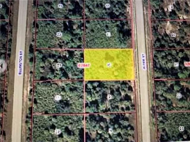 385 Juper Street, Port Charlotte, FL 33953 (MLS #A4458069) :: Sarasota Home Specialists