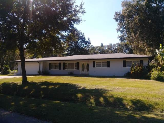 400 Ederington Drive, Brooksville, FL 34601 (MLS #A4458098) :: Team Bohannon Keller Williams, Tampa Properties