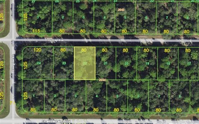 14229 Dunlap Avenue, Port Charlotte, FL 33953 (MLS #A4458314) :: Homepride Realty Services